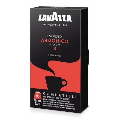 Lavazza Armonico 10 capsule comp. nespresso 56g