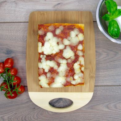 Trancio pizza margherita 20x15cm